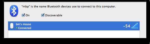 Bluetooth Signal 1