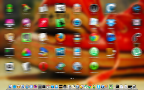 Motion Blur in Launchpad